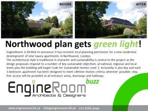 Engine Room Northwood Development gets Planning-mytablet