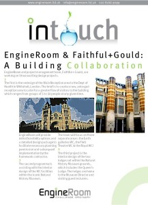 EngineRoom InTouch eNewsletter 130315